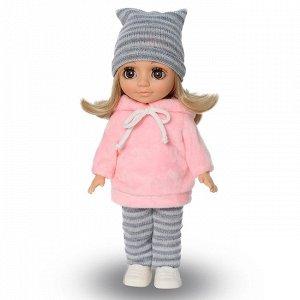 Ася 8 Мин. кол-во: 1 Высота куклы: 26 см, Упаковка: картонная коробка, Состав: пластмасса, винил, текстиль, Страна происхождения: Россия, Кукла Ася Весна 8 - удивительно милая малышка с широко распах