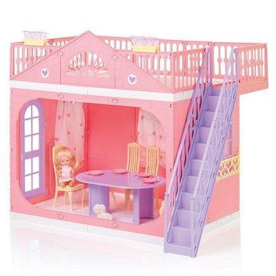 В мире игрушек и фантазий. Творчество и развитие для всех-2! — Дома для кукол — Игровые наборы