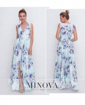Платье №3094-2-минт