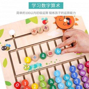 Детская головоломка (Дерево)