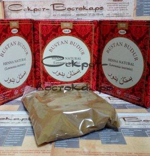 41 Хна для волос традиционная йеменская рыжая чистая ZAHER WADE