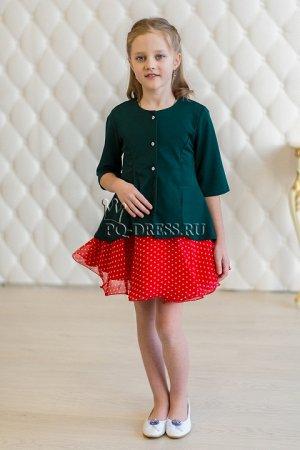 Комплект платье + жакет