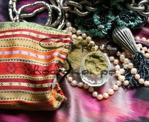 Хна для волос и мехенди (рыже-медная) индийская East Magic, 200 гр