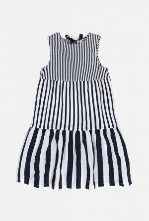 Платье детское для девочек Wave полоска