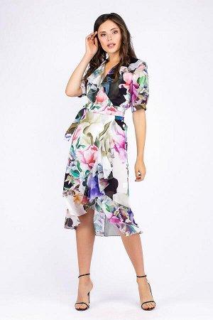 """Платье летнее очень эффектное из закупки """"Анна Верди"""""""