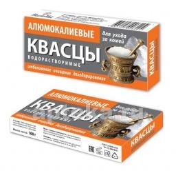 Только Российская косметика! Всё в одной покупке! — Квасцы алюмокалиевые водорастворимые. — Для тела