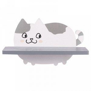 """Полка детская """"Белый кот"""""""