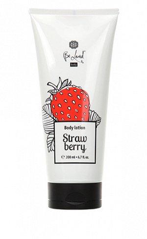Молочко для тела Strawberry