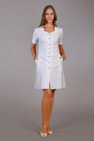 Халат медицинский жен. М-016 ткань Тиси