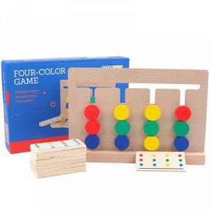Логическая игра с примерами сбора комбинаций