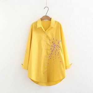 Пристраиваю блузку
