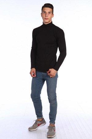 Водолазка мужская 1401-016 черный
