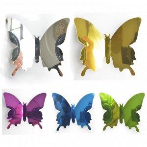 Бабочка зеркальная