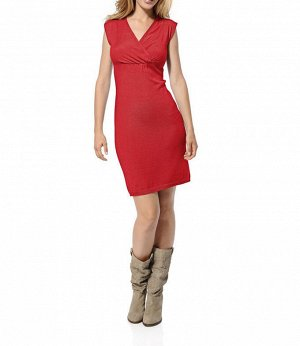 Платье, коралловое