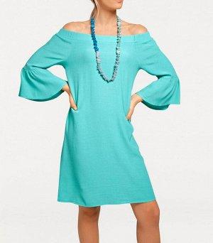 Платье, мятное