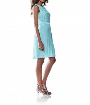 Платье, бирюзовое