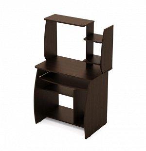 Стол компьютерный Малый (1уп) (Венге)