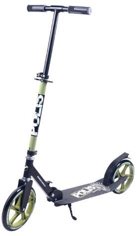 Самокат детский XLM-9030 (230mm wheel) BATTLER  (1/2)