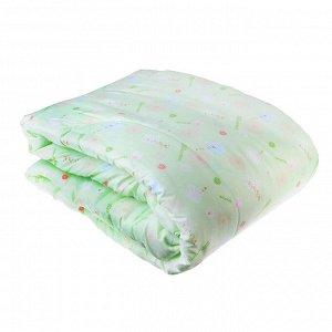"""Одеяло """"Стандарт"""" стеганое, облегченное, 150гр/м, полиэстер, 140х205см"""