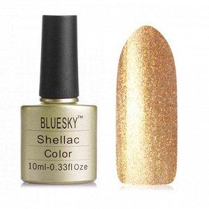 Гель-лак Bluesky №183 желто-золотой, перламутровый, 10 мл