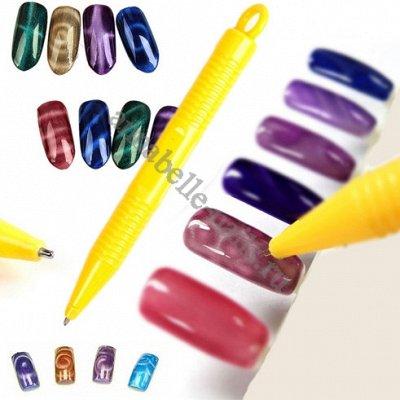Гель-лаки, аксессуары для маникюра — Магниты — Дизайн ногтей