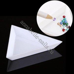 Пластиковый лоток для страз и декора