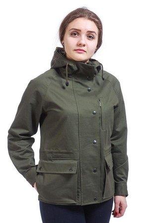 """Женская куртка """"Forest"""" (хлопок)"""