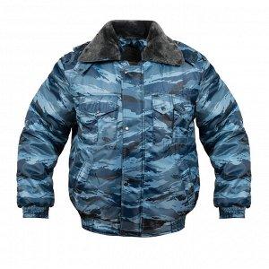 Куртка 'Сумрак' (синий камыш, оксфорд)