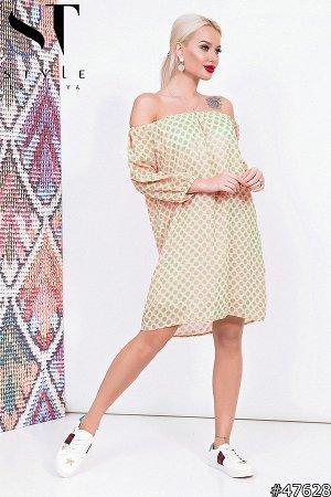 Платье 47628