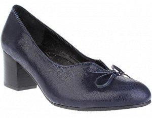 Туфли Francesco Donni синего цвета