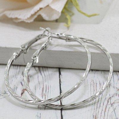 Бижутерия Ve*Vett стильная и яркая — Серьги — кольца