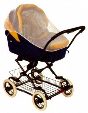 Сетка противомоскитная для детской коляски 120*65
