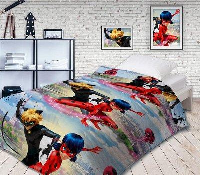 Сонное царство. Яркие комплекты для сладких снов от 560 р. — Детские покрывала, подушки, полотенца — Детская