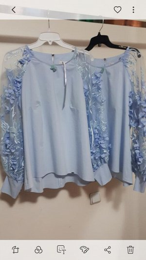 Красивенная блузка