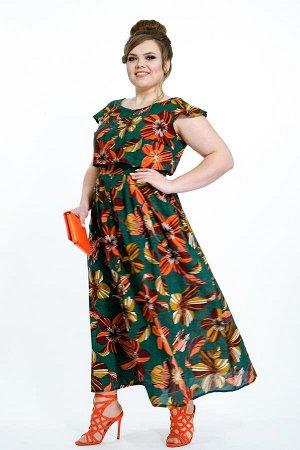 Платье-7601
