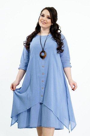 Платье-7379