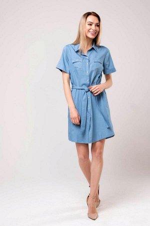 М920901-1 Платье короткий рукав