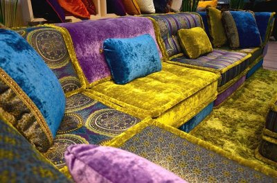 Обивка №29💎 Мебельные ткани и Кожзам (+комплектующие) — VIP Интерьерные Ткани ESPERTA by Ametist — Ткани