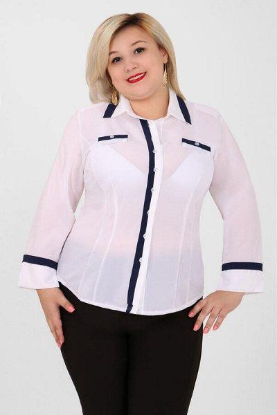 Трикотажница. Новинки женской одежды + распродажа до -70%  — Рубашки — Рубашки