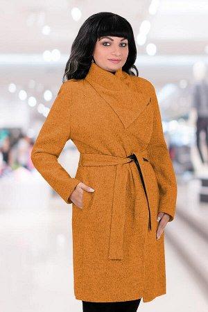 Белорусское пальто стильноежелтый