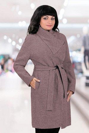 Белорусское пальто демисезонноесветло-коричневый