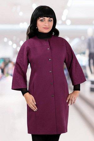 Белорусское пальто фиолетовоефиолетовый