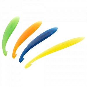 """""""PRESTO"""" Нож для очистки апельсинов 15см 4цв. 420620"""