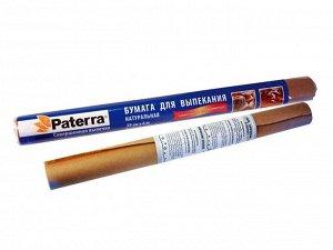 PATERRA Бумага для выпекания, коричневая, 39см х 6м 209-012