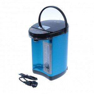 Термопот WILLMARK WAP-502KL, 5.3 л, 900 Вт, синий