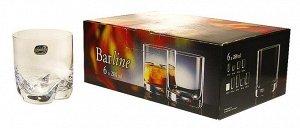 """""""Барлайн-Трио"""" Набор стаканов для виски 280мл. 6шт. гл. бесцвет. 494854 358135"""