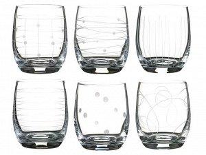 """Клаб ""Elements"" Набор стаканов для виски 300мл. 6шт. 25180 379712 300"