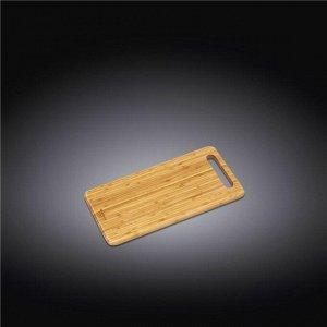 WILMAX Bamboo Доска сервировочная 40х20см, бамбук WL-771143/A