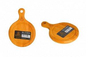 WILMAX Bamboo Доска сервировочная для подачи блюд 14,5х10см WL-771093/A
