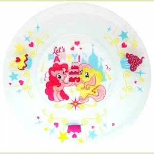 """""""My Little Pony"""" Тарелка 19,5см MLPP195G-1"""
